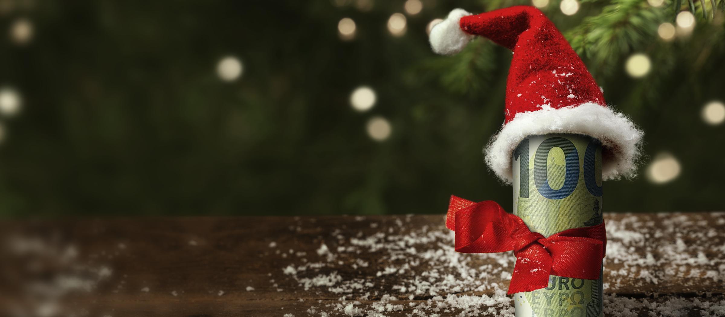 PS-Sonderauslosung:<br>Weihnachtsgeld zu gewinnen!